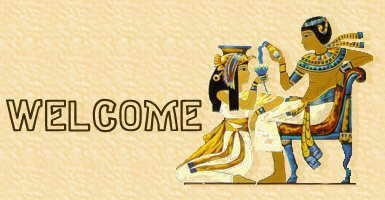 egyptian welcome
