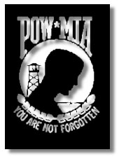 POW-MIAs you will never be forgotten